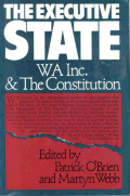 The Executive State, Patrick O'BRIEN and Martyn WEBB.