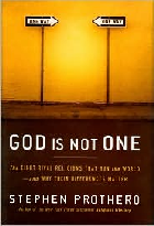 God is not One; Stephen PROTHERO; Barnes & Noble image