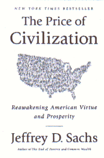The Price of Civilization; Jeffrey D. SACHS
